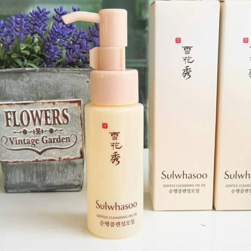 Image result for SULWHASOO Gentle Cleansing Oil EX 50ml