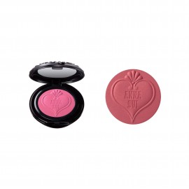 Anna Sui Sui Black Powder Blush #401 6gr