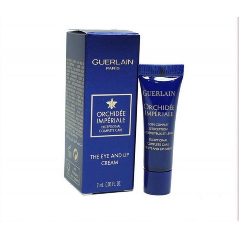 GUERLAIN ORCHIDEE IMPERIALE THE EYE AND LIP CREAM 2ml