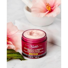 KIEHL'S Ginger Leaf & Hibiscus Firming Mask 100ml