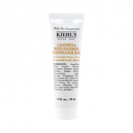 KIEHL'S Calendula Deep Cleansing Foaming Face Wash 30ml