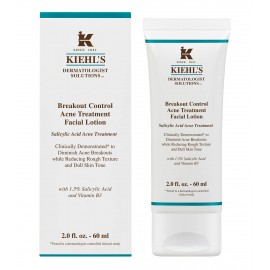 KIEHL'S Breakout Control Acne Treatment Facial Lotion 60ml