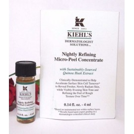 KIEHL'S Nightly Refining Micro Peel Concentrate 4ml