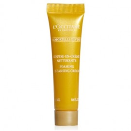 L'OCCITANE Immortelle Devine Foaming Cleansing Cream 14ml