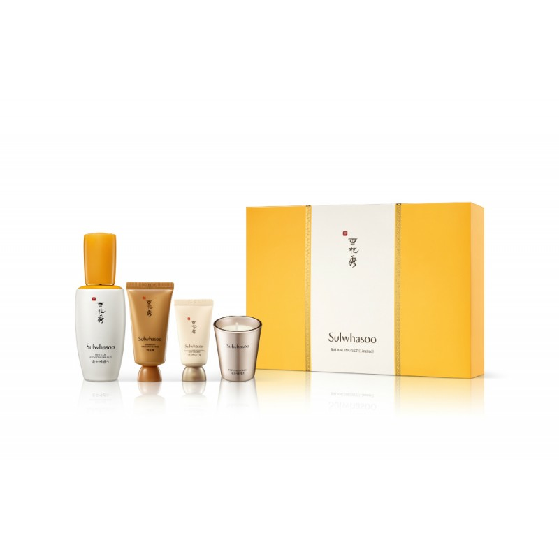 Sulwhasoo BALANCING SET LIMITED EDITION