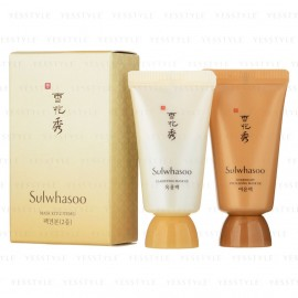 Sulwhasoo Set Clarifying Mask & Overnight Mask 15ml
